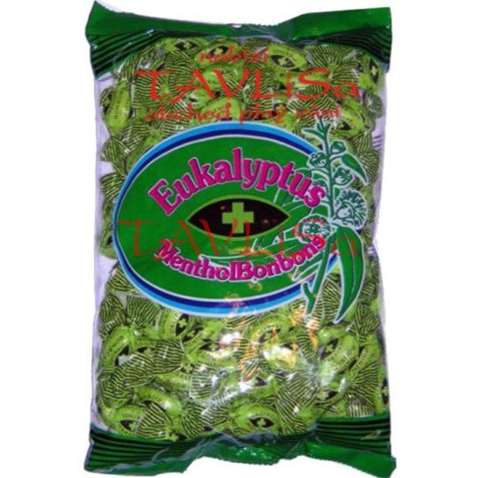 Bonbóny Eukalyptus Menthol Bonbons 1kg Mieszko