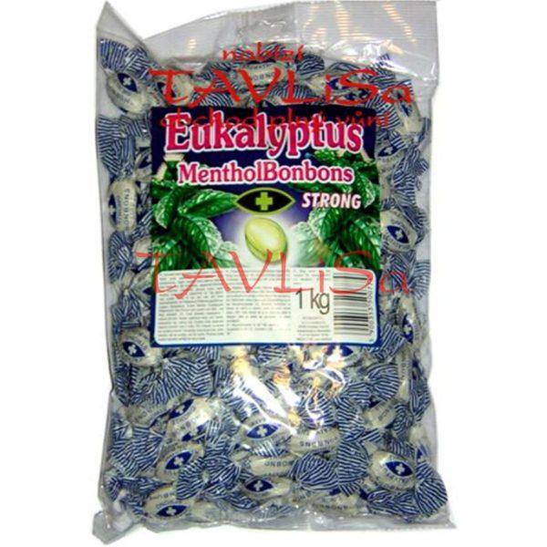 bonbóny Eukalyptus Strong 1kg Mieszko
