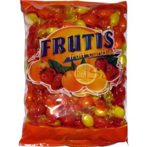 Bonbóny Frutis fruit candies 1kg Mieszko